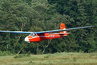 Segelflugzeug vom Typ  K8: DEUTSCHLAND, 03.06.2018   Segelflugzeug vom Typ  K8