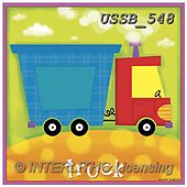 Sarah, CUTE ANIMALS, LUSTIGE TIERE, ANIMALITOS DIVERTIDOS, paintings+++++TR-07-H-3,USSB548,#AC#, EVERYDAY,truck