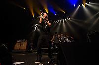 SAO PAULO, SP, 18.05.2014 - SHOW DA MIX - NX ZERO - A banda NX Zero durante show promovido pela radio Mix FM na noite deste domingo (18), no HSBC Brasil em São Paulo. (Foto: Levi Bianco - Brazil Photo Press)