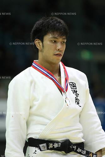 Tomohiro Kawakami, NOVEMBER 12, 2011 - Judo : Kodokan Cup 2011 Men's -81kg at Chiba Port Arena, Chiba, Japan. (Photo by YUTAKA/AFLO SPORT) [1040]