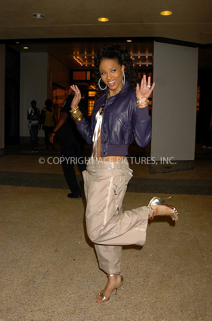 WWW.ACEPIXS.COM . . . . .  ....August 10, 2006, New York City. ....Ciara visits MTV's TRL. ....Please byline: AJ Sokalner - ACEPIXS.COM..... *** ***..Ace Pictures, Inc:  ..(212) 243-8787 or (646) 769 0430..e-mail: info@acepixs.com..web: http://www.acepixs.com
