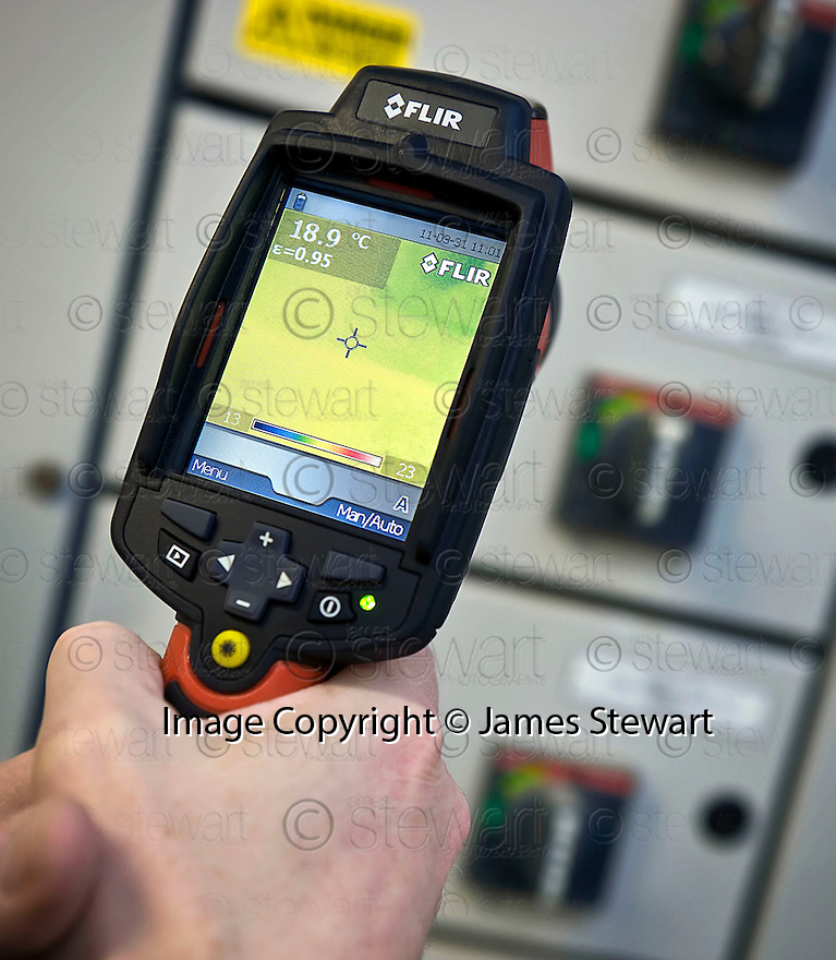 ::  SERCO :: FORTH VALLEY ROYAL HOSPITAL :: ESTATE MANAGEMENT :: NON INTRUSIVE THERMAL IMAGING ::