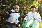 Anthony and Neil at National Spring Clean of the Ramparts with Malta Services....(Photo credit should read Jenny Matthews www.newsfile.ie)....This Picture has been sent you under the conditions enclosed by:.Newsfile Ltd..The Studio,.Millmount Abbey,.Drogheda,.Co Meath..Ireland..Tel: +353(0)41-9871240.Fax: +353(0)41-9871260.GSM: +353(0)86-2500958.email: pictures@newsfile.ie.www.newsfile.ie.