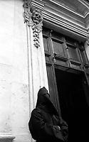 Arciconfraternita di S. Maria dell'Orazione e Morte di Via Giulia a Roma fondata nell' anno  1538..Confraternity Saint Mary of the Prayer and Death.<br /> http://en.wikipedia.org/wiki/Santa_Maria_dell%27Orazione_e_Morte.