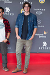 Andres Goteira attends to 'Blood Red Carpet' at Sitges Film Festival in Barcelona, Spain October 11, 2017. (ALTERPHOTOS/Borja B.Hojas)