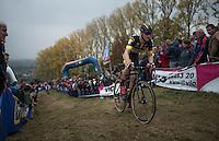 Corn&eacute; Van Kessel (NED/Telenet-Fidea)<br /> <br /> 25th Koppenbergcross 2016