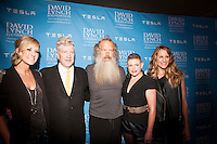 David Lynch Foundation Live Presents A Night of Harmony Honoring Rick Rubin at Beverly Wilshire Hotel on February 27, 2014 (Photo by Nathan Telea/ Guest of a Guest)