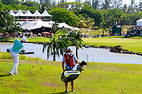 Dylan Frittelli (RSA) during the final round of the Afrasia Bank Mauritius Open played at Heritage Golf Club, Domaine Bel Ombre, Mauritius. 03/12/2017.<br /> Picture: Golffile | Phil Inglis<br /> <br /> <br /> All photo usage must carry mandatory copyright credit (&copy; Golffile | Phil Inglis)