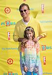 Aaron Sorkin & daughter at The 14th Anniversary of P.S. ARTS - Express Yourself 2010 held at Barker Hangar in Santa Monica, California on November 07,2010                                                                   Copyright 2010  DVS / Hollywood Press Agency