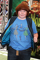 "LOS ANGELES - AUG 5:  Tucker Albrizzi arrives at the ""ParaNorman"" Premiere at Universal CityWalk on August 5, 2012 in Universal City, CA © mpi27/MediaPunch Inc"