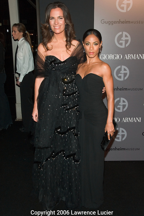 Roberta Armani and Jada Pinkett Smith