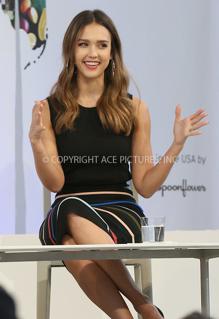 www.acepixs.com<br /> <br /> October 22 2016, New York City<br /> <br /> Actress and business person Jessica Alba made an appearance at the Martha Stewart 2016 American Made Summit on October 22 2016 in New York City<br /> <br /> By Line: Nancy Rivera/ACE Pictures<br /> <br /> <br /> ACE Pictures Inc<br /> Tel: 6467670430<br /> Email: info@acepixs.com<br /> www.acepixs.com