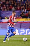 Atletico de Madrid's player Fernando Torres during a match of UEFA Champions League at Vicente Calderon Stadium in Madrid. November 01, Spain. 2016. (ALTERPHOTOS/BorjaB.Hojas)