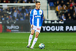 Rodrigo Tarin of CD Leganes during La Liga match between CD Leganes and Getafe CF at Butarque Stadium in Leganes, Spain. January 17, 2020. (ALTERPHOTOS/A. Perez Meca)