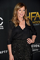 Allison Janney at the 21st Annual Hollywood Film Awards at The Beverly Hilton Hotel, Beverly Hills. USA 05 Nov. 2017<br /> Picture: Paul Smith/Featureflash/SilverHub 0208 004 5359 sales@silverhubmedia.com