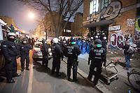16-03-05 Hausbesetzung in Kreuzberg