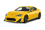 2015 Scion FR-S Release 2 Door Coupe Angular Front stock photos of front three quarter view