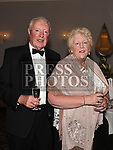 Chris and Eithne Doggett at the Dominican Ball in the Westcourt hotel. Photo:Colin Bell/pressphotos.ie