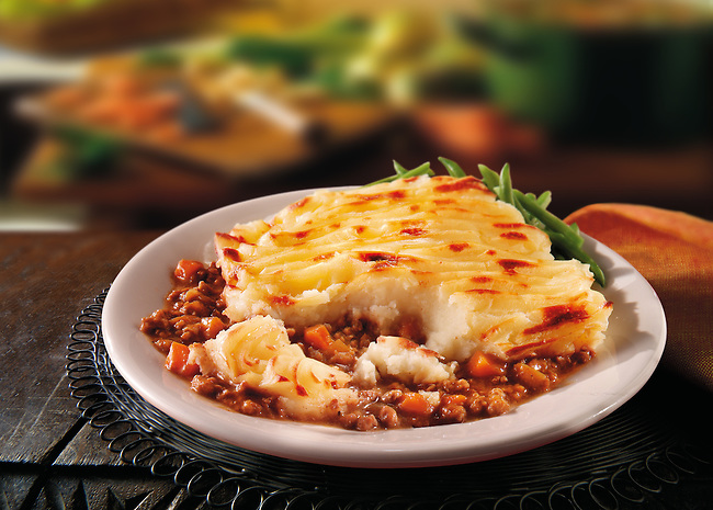 British Food - Shepherds Pie