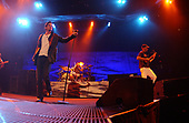 Audioslave, LIVE, 2005;<br /> Photo Credit: Ron Akiyamal\AtlasIcons.com