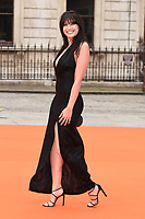 Daisy Lowe<br /> at the Royal Acadamy of Arts Summer Exhibition opening party 2017, London. <br /> <br /> <br /> &copy;Ash Knotek  D3276  07/06/2017