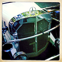 Mercedes 500k Roadster circa 1937