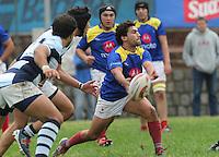 Rugby 2016 Apertura Stade Francais vs DOBS