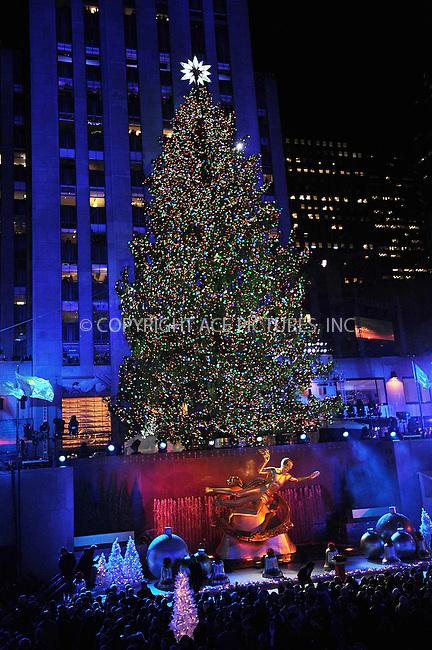 WWW.ACEPIXS.COM . . . . . .November 28, 2012...New York City...The 80th Annual Rockefeller Center Christmas Tree Lighting Ceremony on November 28, 2012 in New York City ....Please byline: KRISTIN CALLAHAN - ACEPIXS.COM.. . . . . . ..Ace Pictures, Inc: ..tel: (212) 243 8787 or (646) 769 0430..e-mail: info@acepixs.com..web: http://www.acepixs.com .