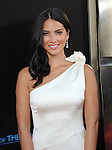 Olivia Munn at the Los Angeles premiere of the new HBO series The Newsroom, held at the Cinerama Dome Los Angeles, CA. June 20, 2012