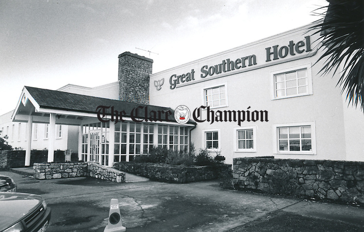 Great Southern Hotel, Shannon