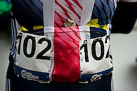 2016 Tour of Britain<br /> Stage 2, Carlisle to Kendal<br /> 5 September 2016<br /> Gabriel Cullaigh, Great Britain