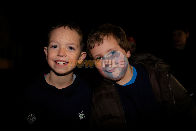 Rian Jordon and Eoghan Sears new scouts.<br />  Picture: Fran Caffrey www.newsfile.ie
