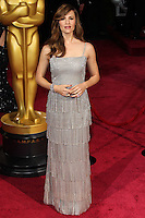 HOLLYWOOD, LOS ANGELES, CA, USA - MARCH 02: Jennifer Garner at the 86th Annual Academy Awards held at Dolby Theatre on March 2, 2014 in Hollywood, Los Angeles, California, United States. (Photo by Xavier Collin/Celebrity Monitor)