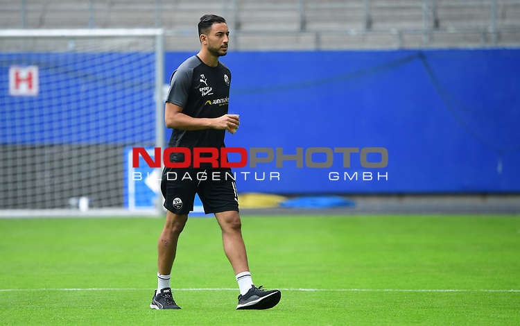 Aziz Bouhaddouz (Sandhausen)<br />