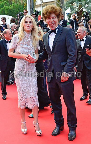 "25 May 2017 - Cannes, France - Julie Jardon, Igor Bogdanov. ""Twin Peaks"" Premiere - The 70th Annual Cannes Film Festival. Photo Credit: Jan Sauerwein/face to face/AdMedia"