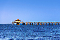 Naples Municipal Beach & Fishing Pier.