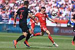 08.06.2019., stadium Gradski vrt, Osijek - UEFA Euro 2020 Qualifying, Group E, Croatia vs. Wales. Harry Wilson. <br /> <br /> Foto © nordphoto / Goran Stanzl/PIXSELL