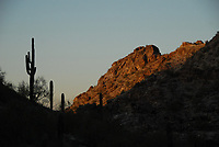 South Phoenix Mountains, Arizona