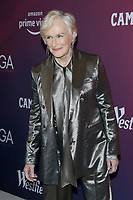 LOS ANGELES - FEB 19:  Glenn Close at the 2019 Costume Designers Guild Awards at the Beverly Hilton Hotel on February 19, 2019 in Beverly Hills, CA