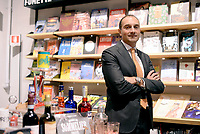 Roma, 18 Ottobre 2017<br /> Alberto Rivolta<br /> La Casa Editrice Feltrinelli inaugura a Roma RED - Read Eat Dream, il Bistrot con libreria, ristorante, cinema e eventi