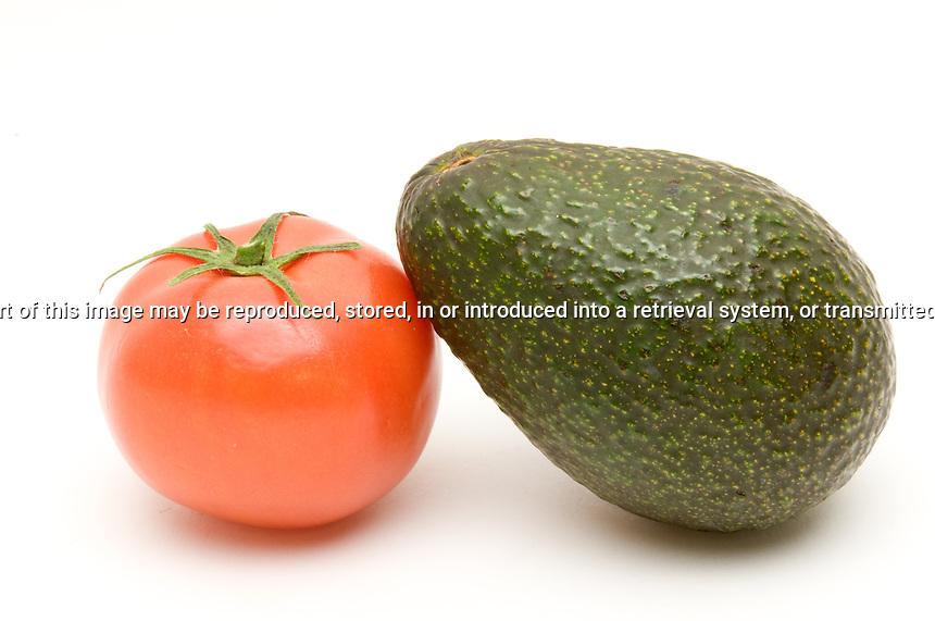 Tomato and Avacado isolation