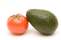 Tomato and Avacado isolation
