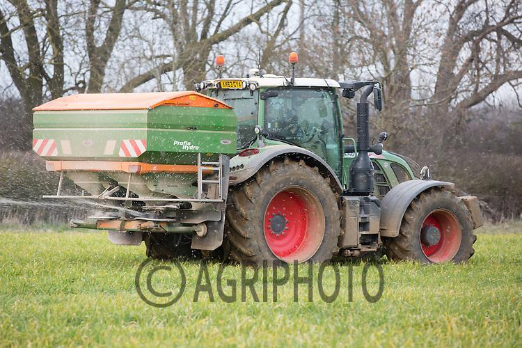 Applying nitrogen to Winter Cereals <br /> Picture Tim Scrivener 07850 303986 <br /> scrivphoto@btinternet.com<br /> &hellip;.covering agriculture in the UK&hellip;.