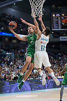 REAL MADRID v UNICAJA MALAGA. Turkish Airlines Euroleague 2017-2018.