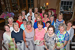 Ballybeggan Ladies golf society pictured in Ballygarry house hotel before dining after playing the presidents prize at Castleisland golf club last Saturday afternoon which was won by Karen Tess.