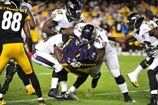 The Ravens finally got their first win of the season defeating the Steelers 23-20 in overtime at Heinz Field in Pittsburgh on Thursday night.