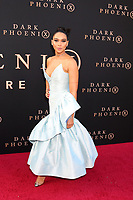 "LOS ANGELES - JUN 4:  Alexandra Shipp at the ""Dark Phoenix"" World Premiere at the TCL Chinese Theater IMAX on June 4, 2019 in Los Angeles, CA"