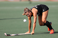 Rose Keddell. Pro League Hockey, Vantage Blacksticks Women v Argentina. North Harbour Hockey Stadium, Auckland, New Zealand. Sunday 10 March 2019. Photo: Simon Watts/Hockey NZ