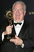 LOS ANGELES - APR 30:  Jim O'Heir, Outstanding Guest Performer in a Drama Series, Bold and the Beautiful in the 44th Daytime Emmy Awards Press Room at the Pasadena Civic Auditorium on April 30, 2017 in Pasadena, CA