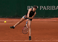 EUGENIE BOUCHARD (CAN)<br /> <br /> TENNIS - FRENCH OPEN - ROLAND GARROS - ATP - WTA - ITF - GRAND SLAM - CHAMPIONSHIPS - PARIS - FRANCE - 2017  <br /> <br /> <br /> <br /> &copy; TENNIS PHOTO NETWORK